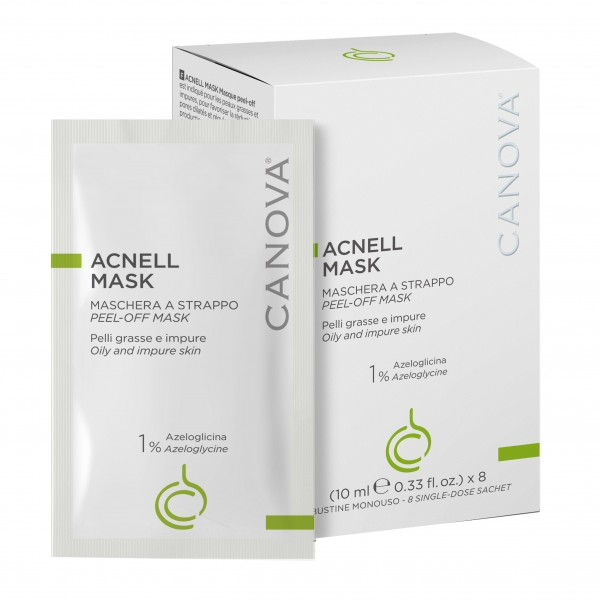 ACNELL Mask 8 Bust.10ml