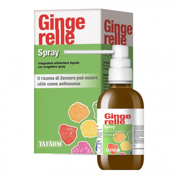 GINGERELLE Spray 30ml