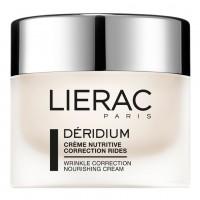 Lierac Deridium Crema Nutriente Anti Rughe Pelli Secche 50 ml