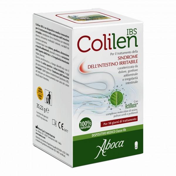 Colilen IBS - Trattamento della sindrome dell'intestino irritabile - 60 opercoli