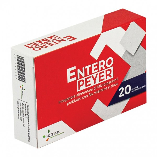 ENTEROPEYER 20 Cps 500mg