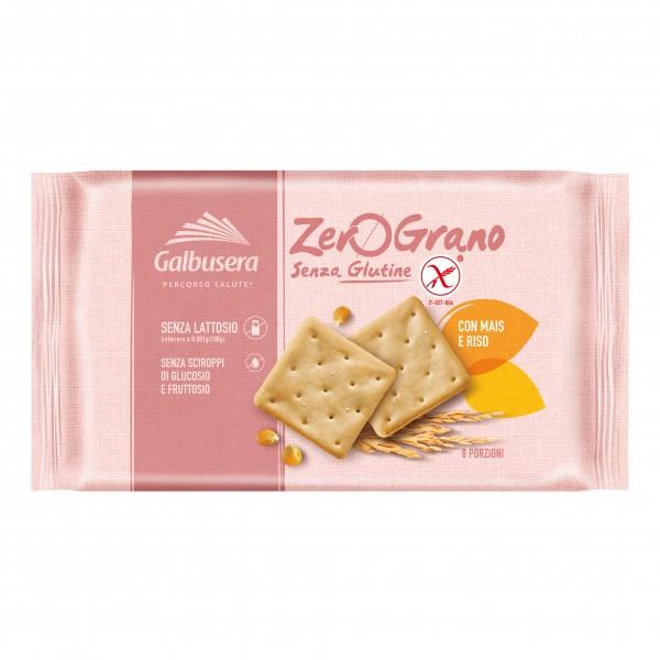 ZEROGRANO Crackers S/G*320g