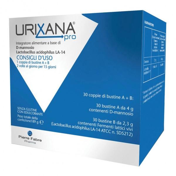 Urixana Pro 60 Bustine