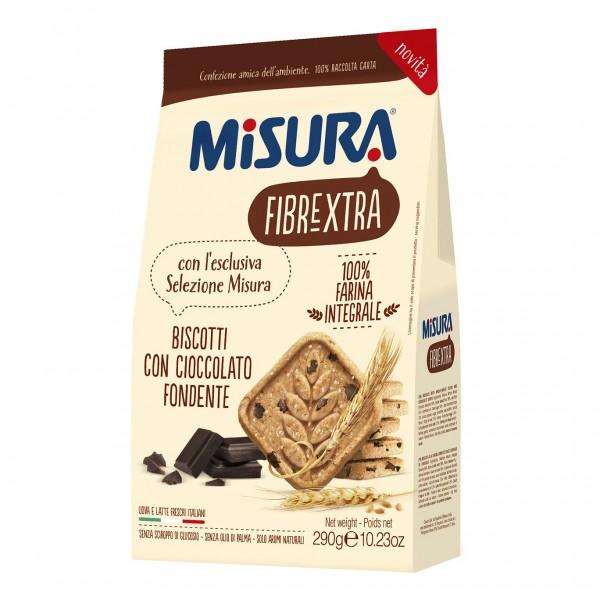 MISURA F-Extra Bisc.Ciocc.290g