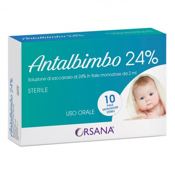 ANTALBIMBO 24% 10f.2ml