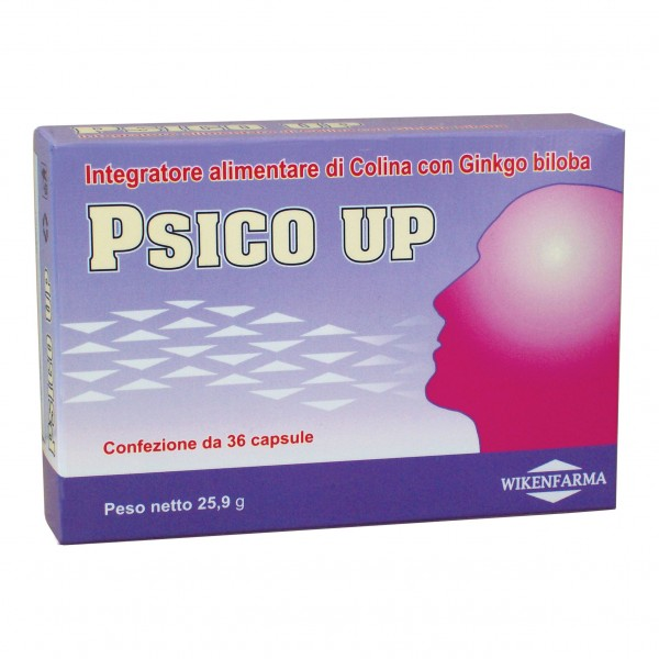 PSICO*UP 36 Cps