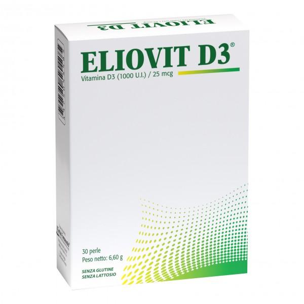 ELIOVIT D3 30 Cps molli