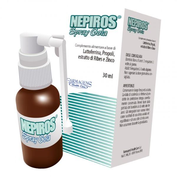 NEPIROS Spray Gola 30ml