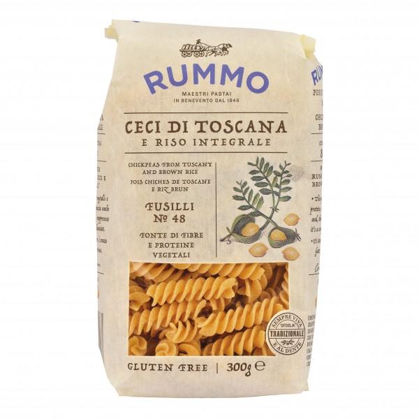 RUMMO Fusilli/Ceci/Riso48 300g