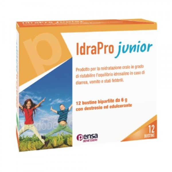 IDRAPRO Junior 12 Buste PNS