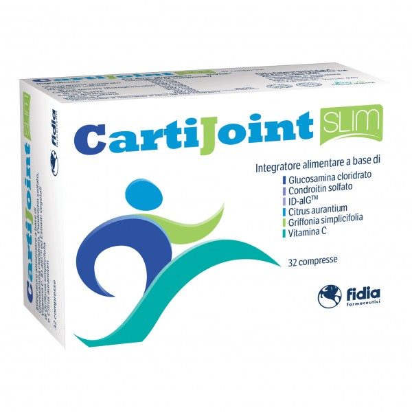 Cartijoint Slim 32 Compresse