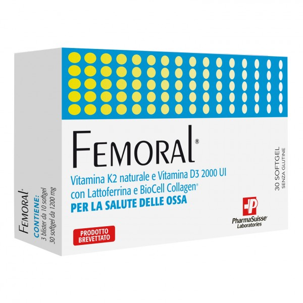 FEMORAL 30 Softgel