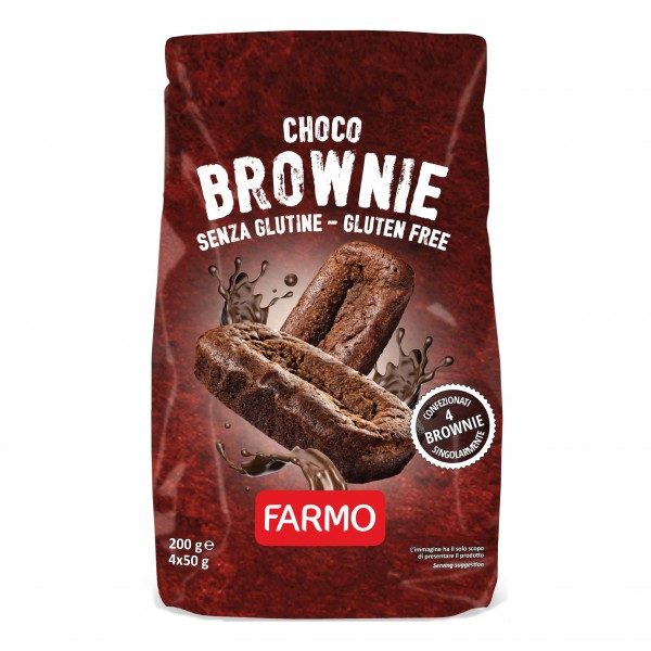 FARMO Choco Brownie 4x50g
