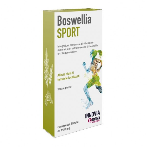 BOSWELLIA Sport 30 Cpr PNS