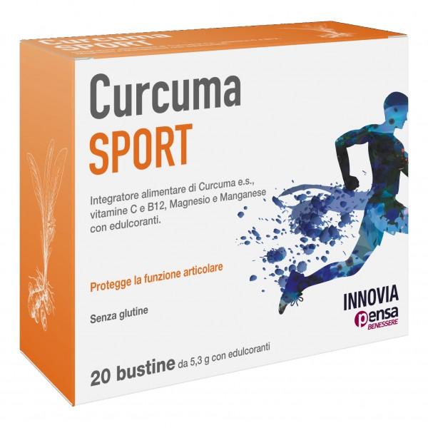 CURCUMA Sport 20 Bust.5,3g PNS
