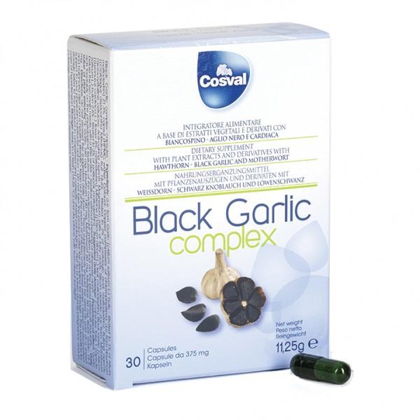 BLACK GARLIC CPX 30 Cps