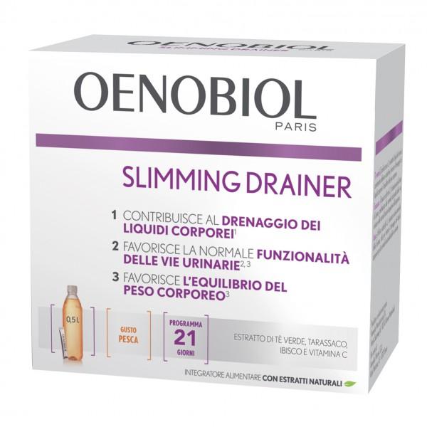 OENOBIOL Slimming Drainer21Stk