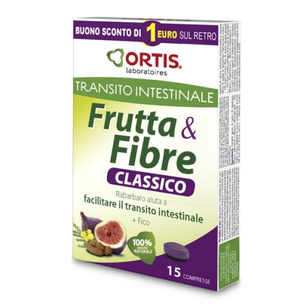 FRUTTA&FIBRE Classico 15 Cpr