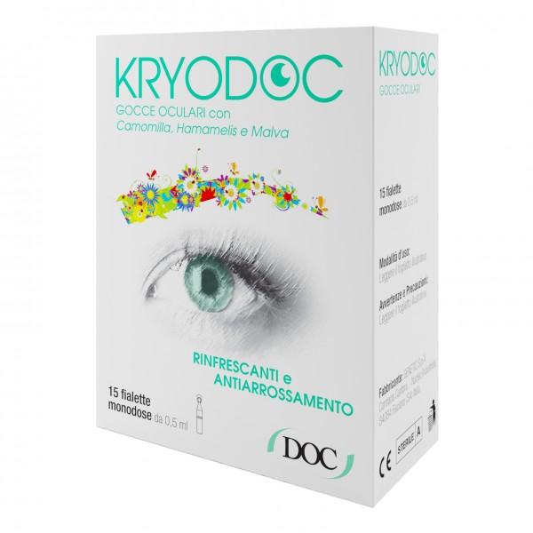 KRYODOC Gtt Oculari 15f.0,5ml