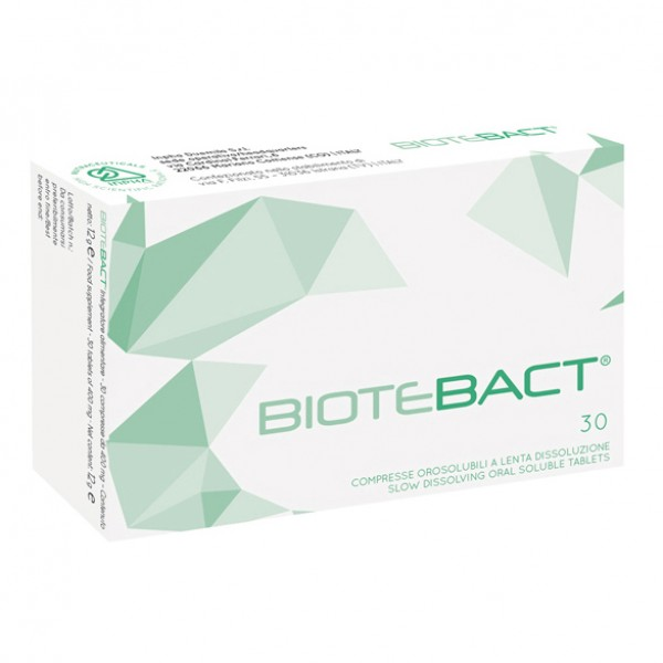 BIOTEBACT 30 Cpr