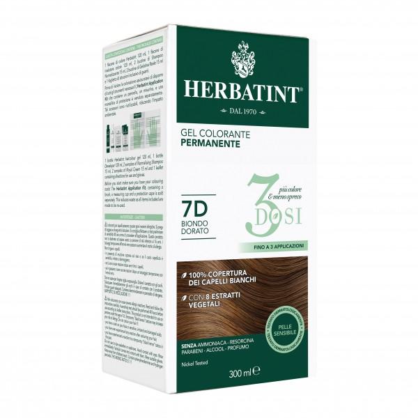 HERBATINT 3D Bio Dorato     7D