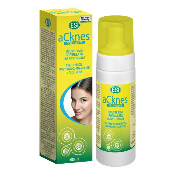 ACKNES Deterg.Mousse 150ml