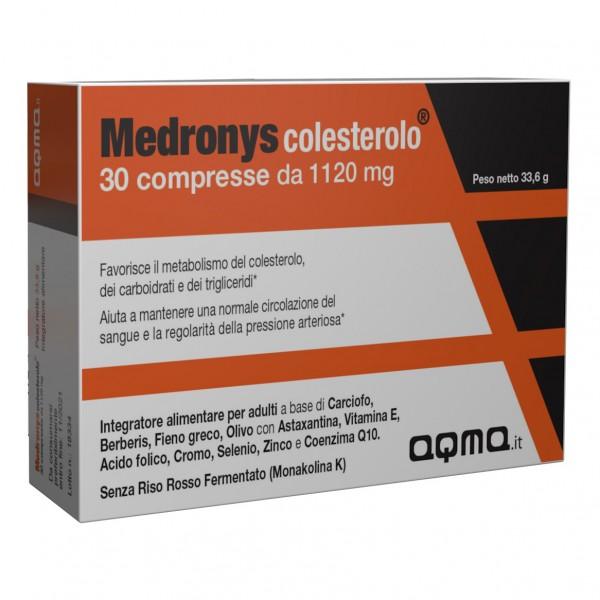 MEDRONYS Colesterolo 30 Cpr