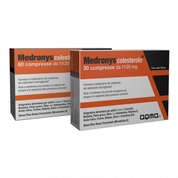 MEDRONYS Colesterolo 60 Cpr
