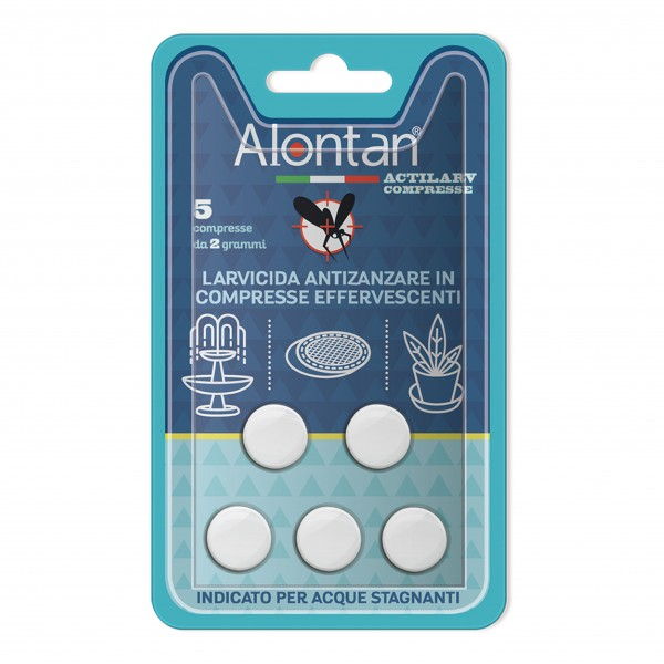 ALONTAN Actilarv 5Cpr 2mg