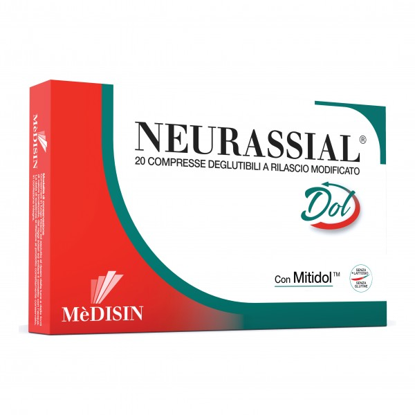 NEURASSIAL DOL 20 Cpr Deglut.