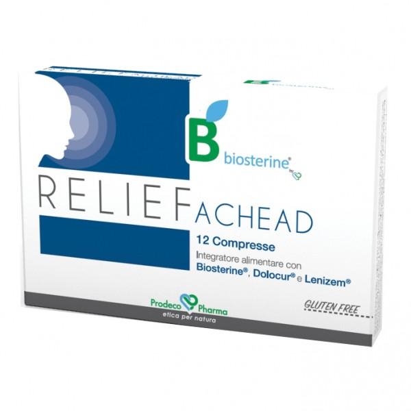 BIOSTERINE Relief Achead 12Cpr
