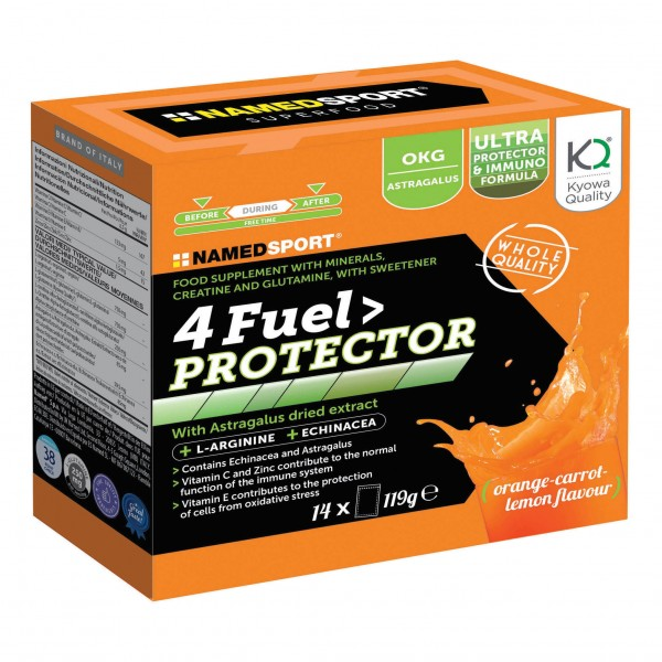 4FUEL Protector 14 Bust.