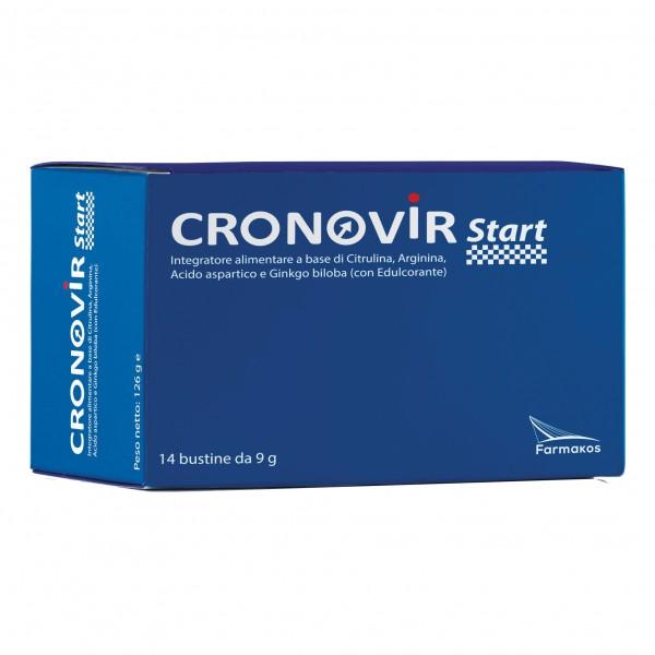 CRONOVIR START 10 Bust.9g