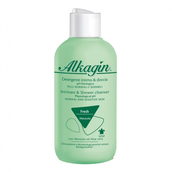 ALKAGIN Fresh Gel DocciaIntimo