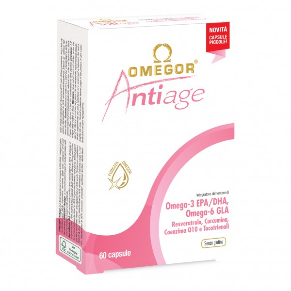 OMEGOR AntiAge 60 Cps