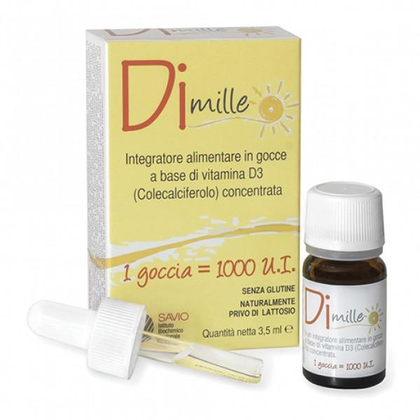 DIMILLE D3 Gtt 3,5ml