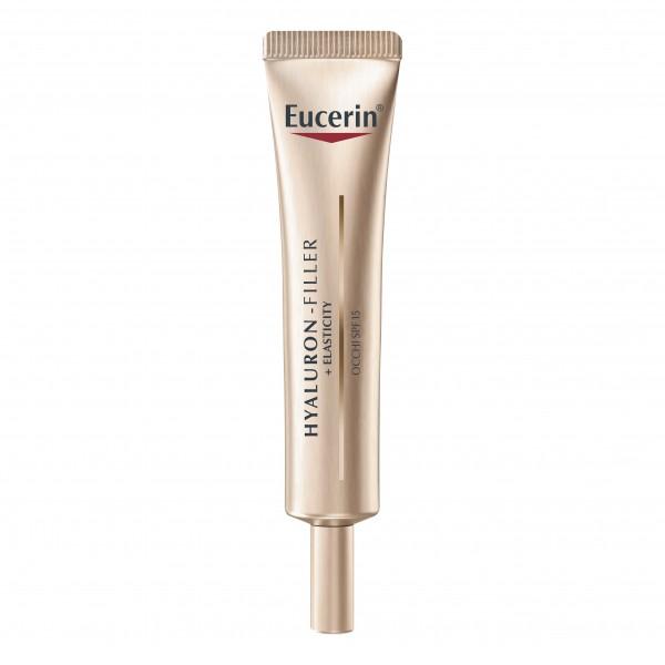 Eucerin Hyaluron-Filler + Elasticity Eye Contorno Occhi 15 ml