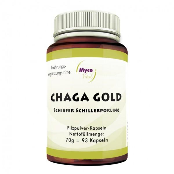 CHAGA GOLD 93 Cps
