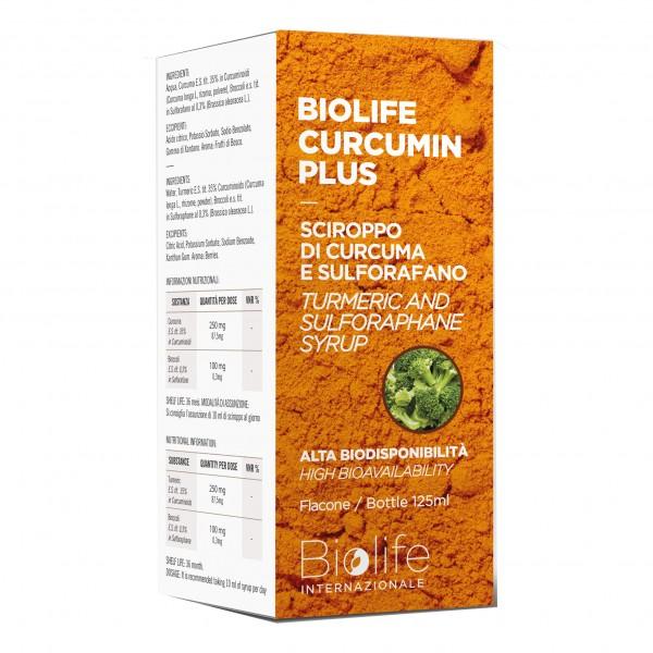 BIOLIFE CURCUMIN PLUS 125ml