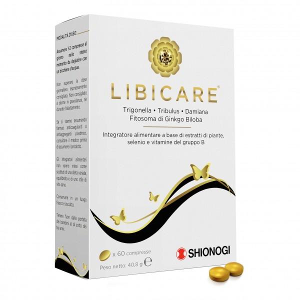 LIBICARE 60 Cpr