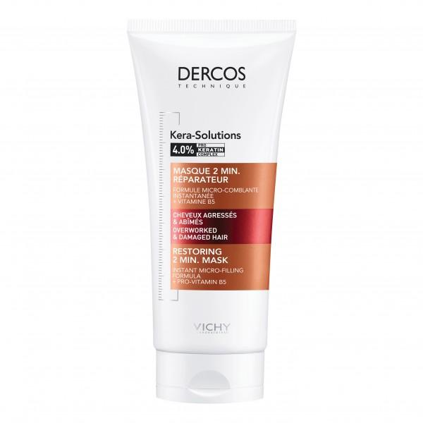 Dercos Kera-Solutions Maschera Riparatrice 200 ml