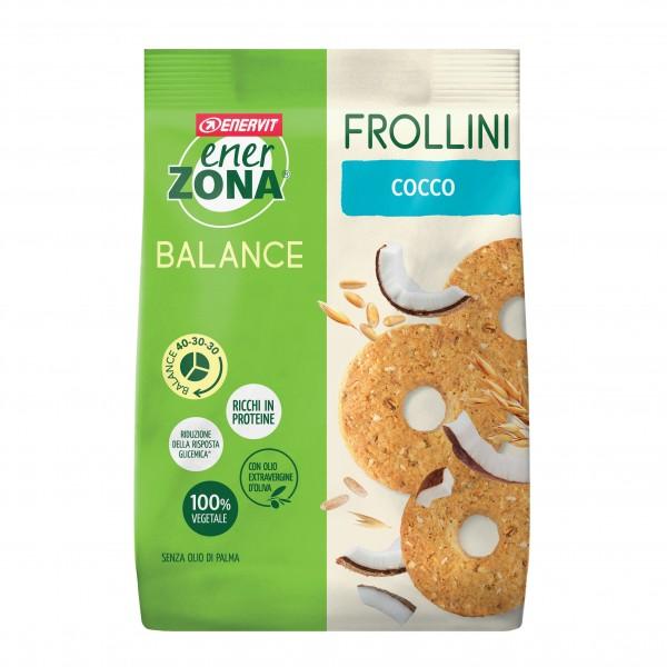 ENERZONA Frollini Cocco 250g