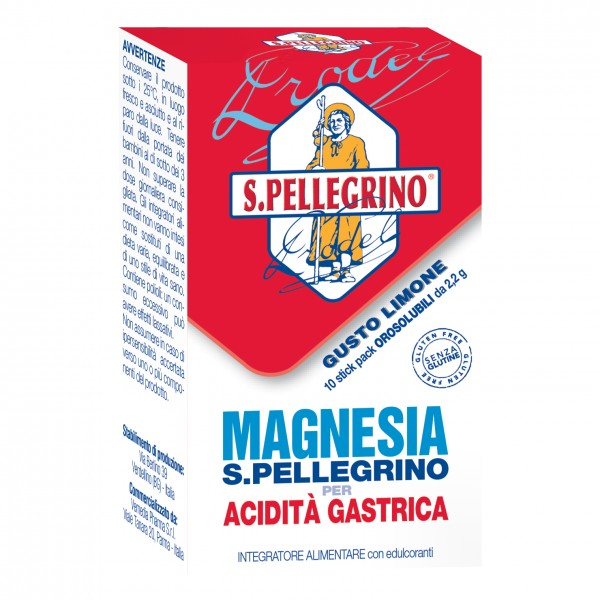 MAGNESIA S.PELL.10 Buste