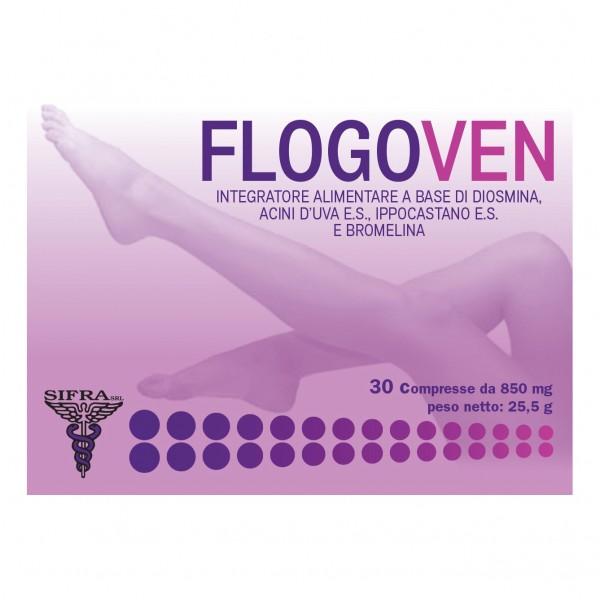 FLOGOBEN 30 Cpr 850mg