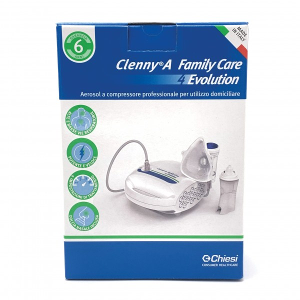 CLENNY A FAMILY Care 4 Evol.