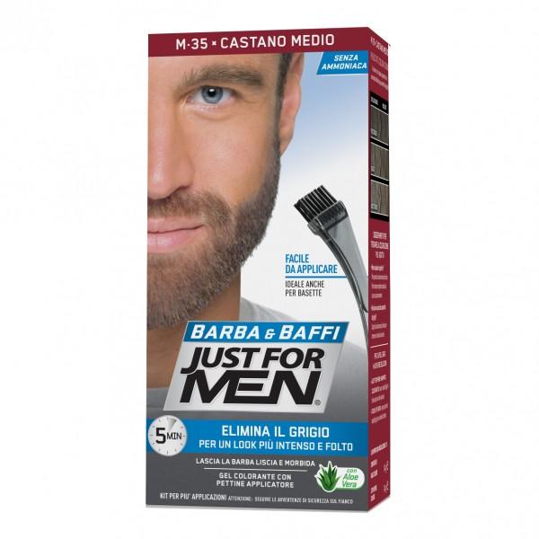 JUST For Men Barba&Baffi M35