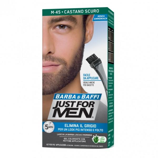 JUST For Men Barba&Baffi M45