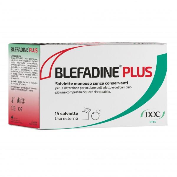 BLEFADINE Plus 14 Salv+1 Cpr
