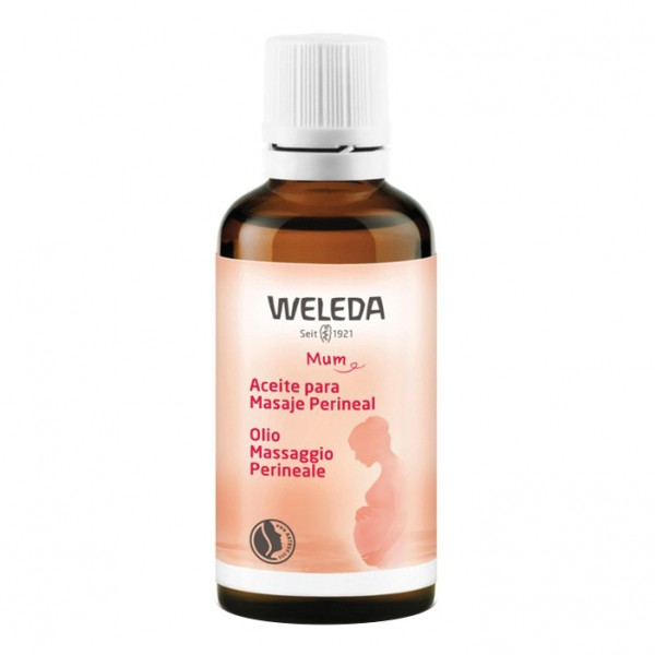 WELEDA Olio Mass.Perineale50ml