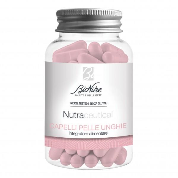 Bionike Nutraceutical Capelli Pelle Ungh...